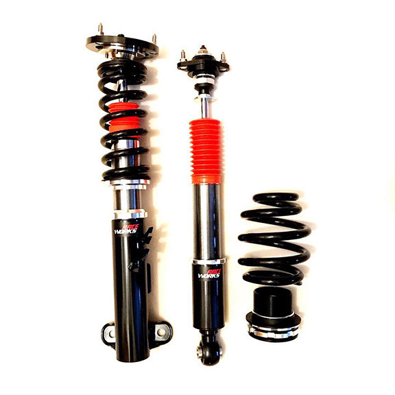 BMW 135 Coilovers