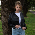 Load image into Gallery viewer, Lilith Jacket - Black
