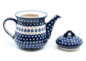 Large Teapot - Pattern 166A