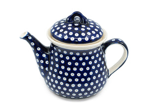 Large Teapot - Pattern 42