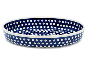 Medium Oval Baking Dish - Pattern 42