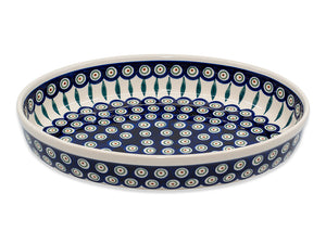 Medium Oval Baking Dish - Pattern 56