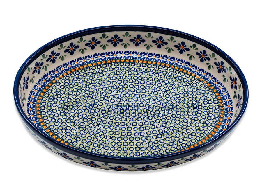 Medium Oval Baking Dish - Pattern DU60