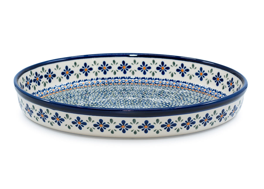 Large Oval Baking Dish - Pattern DU60