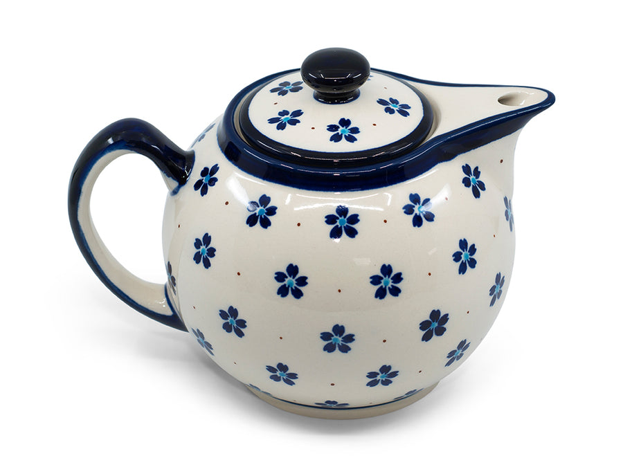 Small Teapot - Pattern 165A