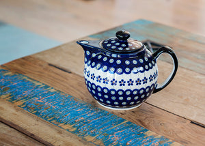 Small Teapot - Pattern 166A