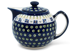 Small Teapot - Pattern 296A