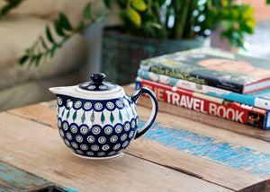 Small Teapot - Pattern 56