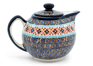 Small Teapot - Pattern DU194