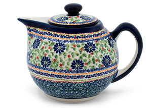 Small Teapot - Pattern DU213