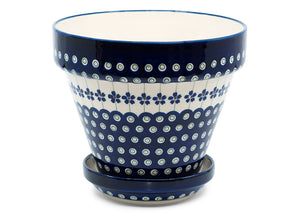 Flower pot - Pattern 166A