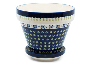 Flower pot - Pattern 296A