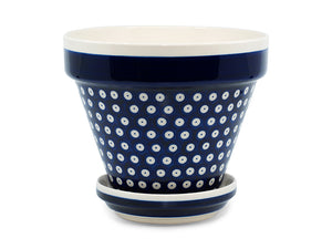 Flower pot - Pattern 42