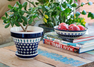 Flower pot - Pattern 56