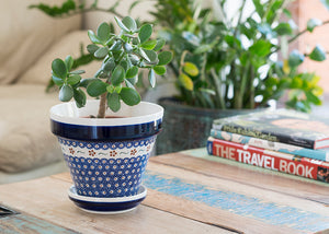 Flower pot - Pattern 864