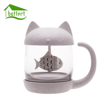 Infuseur de thé Kit-Tea Cat