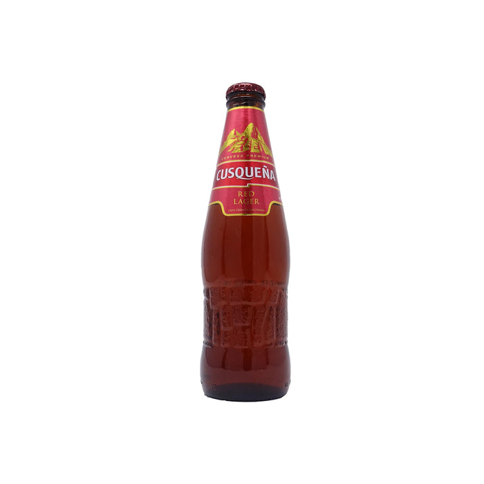 Cerveza Cusqueña Red Lager 33 cl