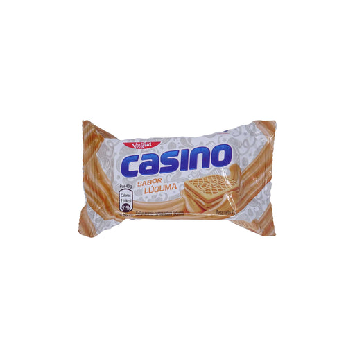 "Galleta ""Casino"" Lúcuma 43 g"