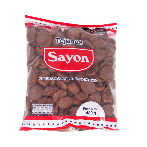 Galleta Tejana Sayon 480g