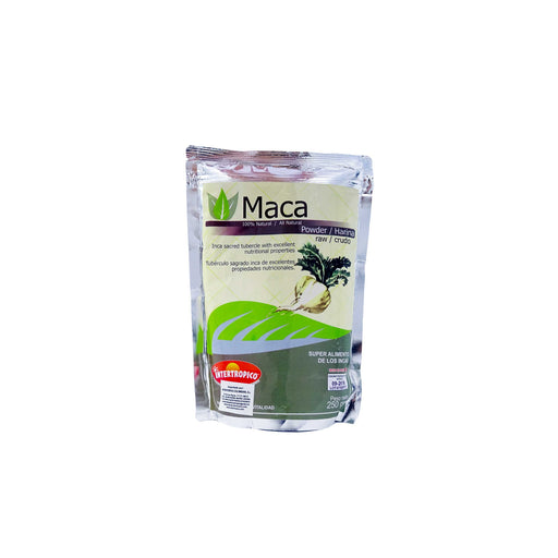 "Harina Maca 100% natural ""Intertropico"" 250 g"