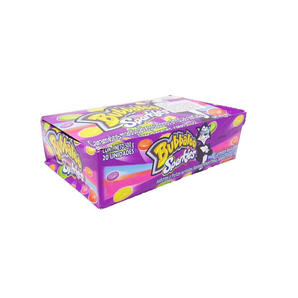 Sparkies Bubbaloo 500 g (20 unidades)