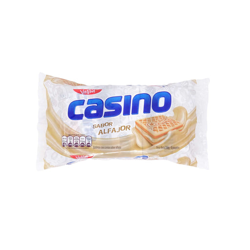 Bolsa de 06 Galletas Casino Alfajor
