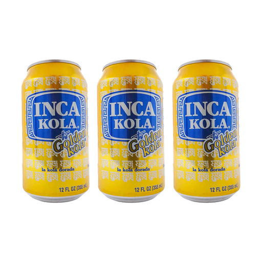 Inca Kola - Pack 3 x 335 ml