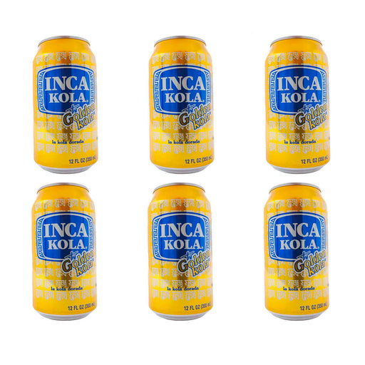 Inca Kola - Pack 5 x 335 ml