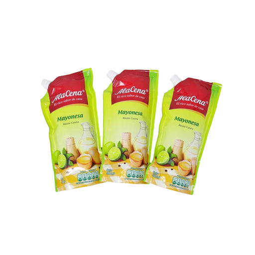 Mayonesa Alacena - Pack 3 x 500 g