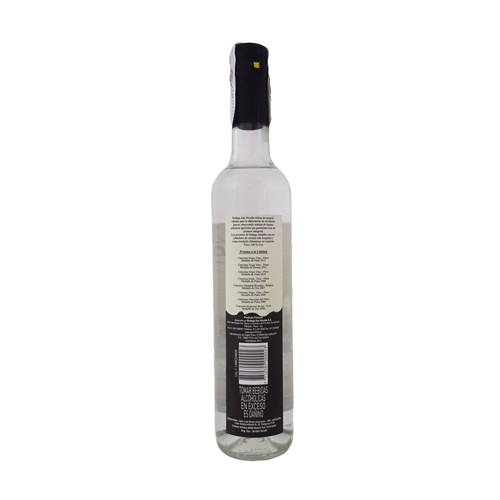 Pisco 1615  Mosto verde Quebranta 500 ml