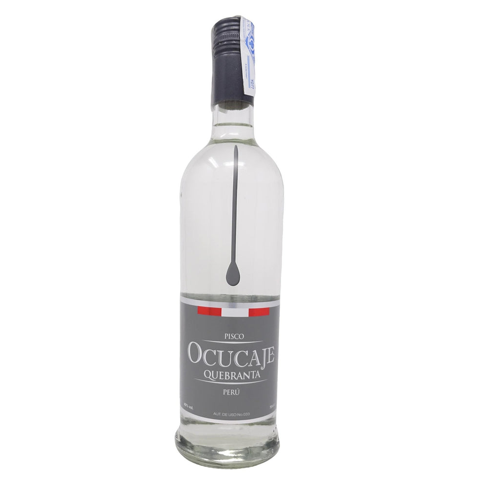 "Pisco Quebranta ""Ocucaje"" 700 ml"