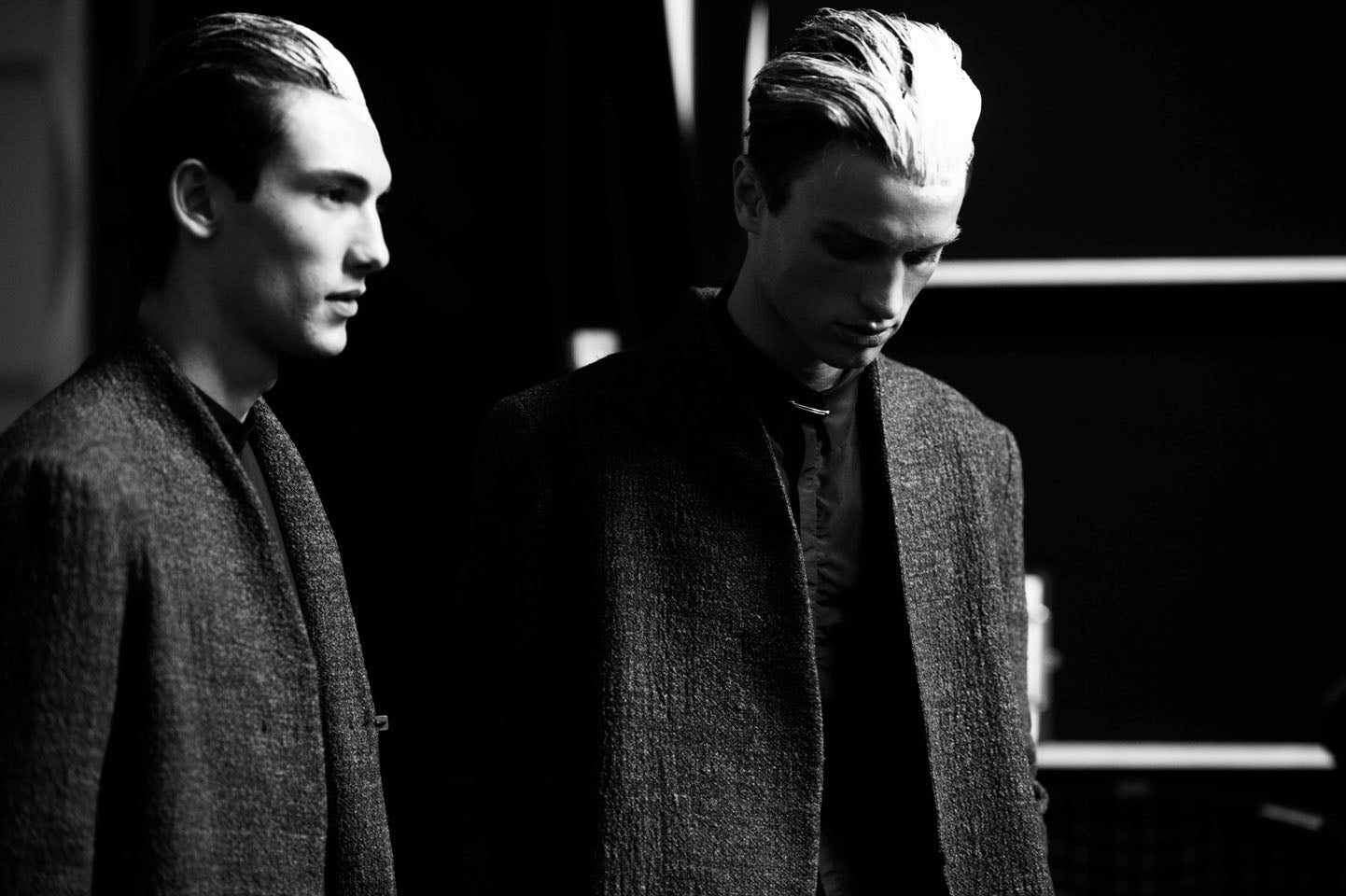 Songforthemute GREY FW14 BTS by Adam Katz Sinding Fallow