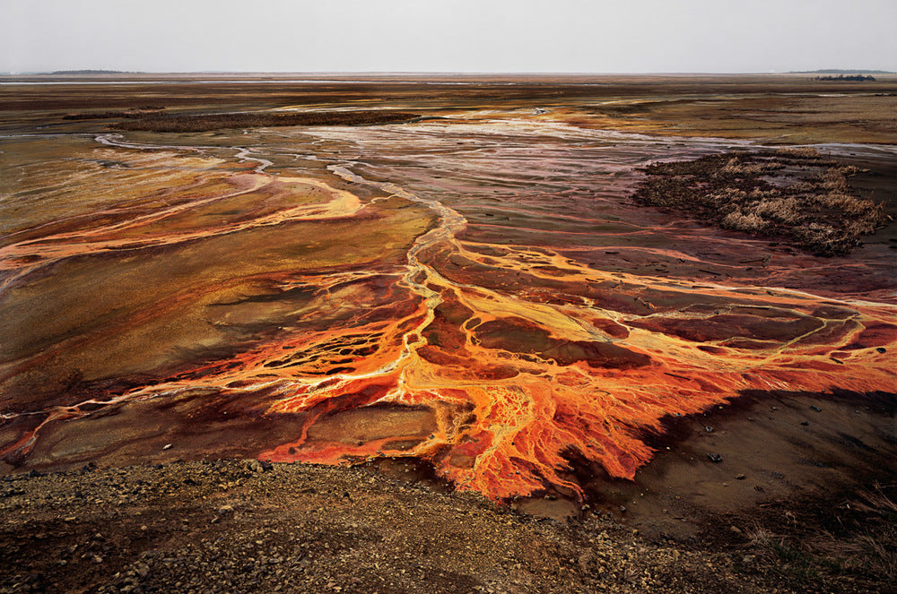 WORKS BY EDWARD BURTYNSKY