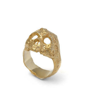 Alicia Hannah Naomi Golden Somni Ring