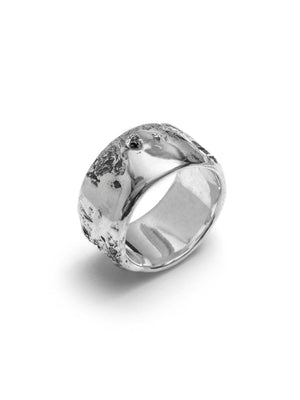 Alicia Hannah Naomi Void Ring