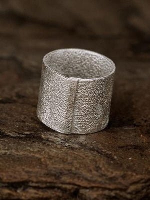 Lyleu Cinis Ring - Sterling Silver