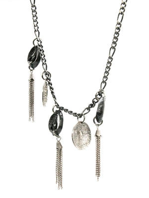 Matt Western Shell Necklace
