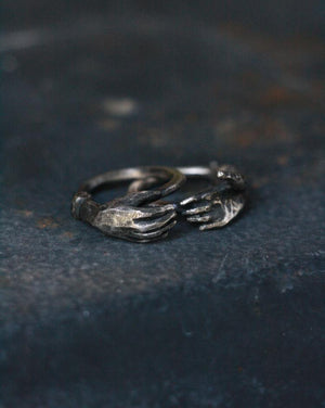 Hand in Hand Ring Set - Julia Zimmermann