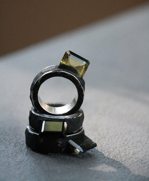 Sarah Tari Alignment Ring