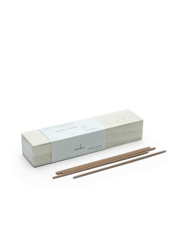 Tennen Desert Canyon Long Stick Incense Box - 50