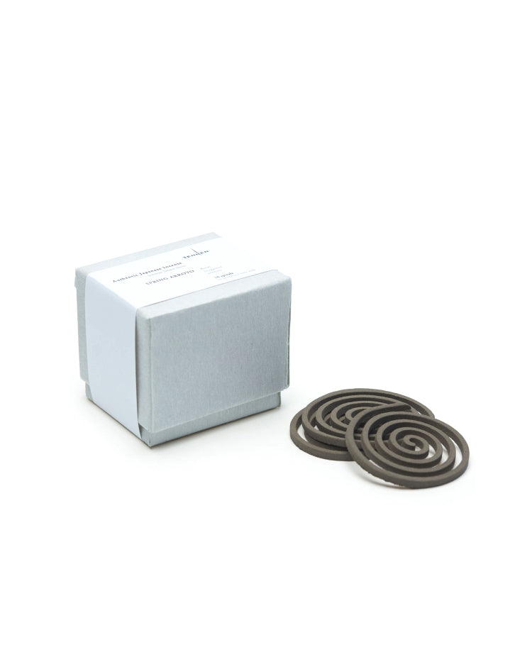 Tennen Spring Arroyo Spiral Incense
