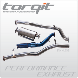 Turbo Back Peformance Exhaust