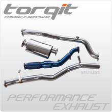 "Twin 3"" Dual L/R Exit DPF Back Performance Exhaust"