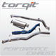 Turbo Back Performance Exhaust