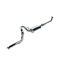 DPF Back Performance Exhaust