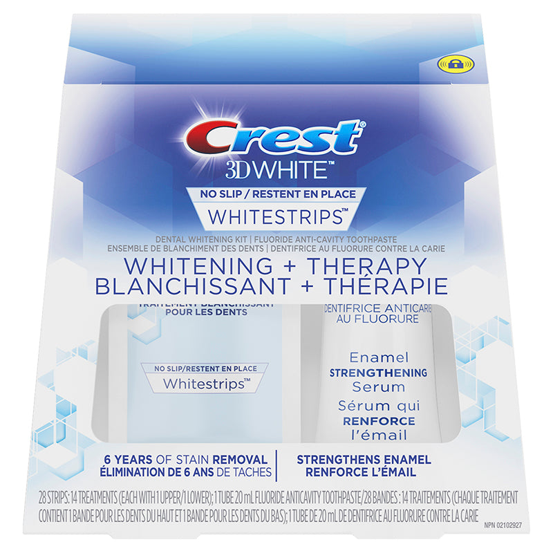 Traitement Whitening + Therapy