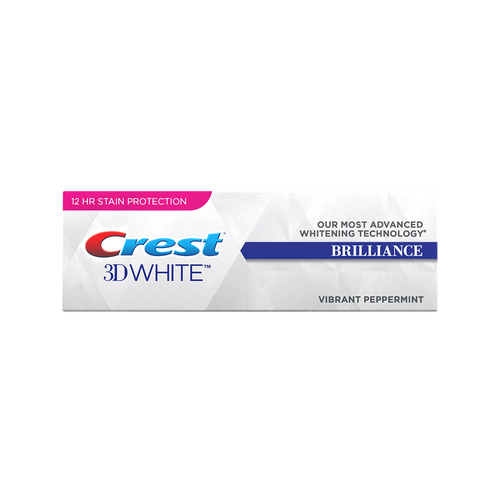 Dentifrice blanchissant Brilliance