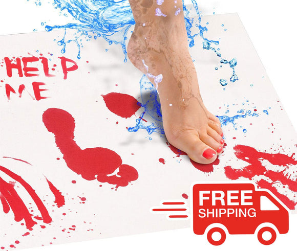 Large Bloody Bath Mat® (2-Pack with Free Shipping!)