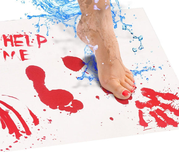 Large Bloody Bath Mat® The Bloody Bath Mat