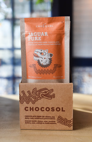 Chocosol Jaguar Pure Bar
